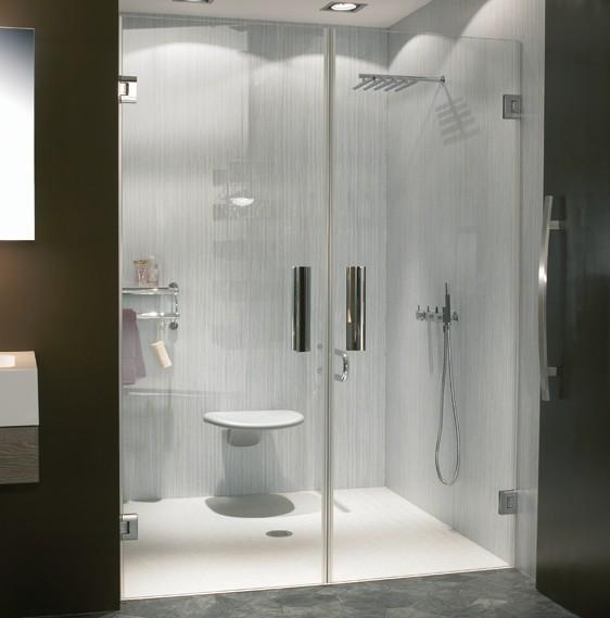 Skleněné sprchové kouty, sprchové dveře, vanové zástěny